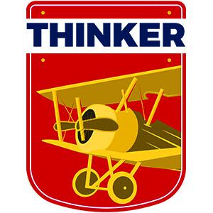 Thinker sponsorship logo