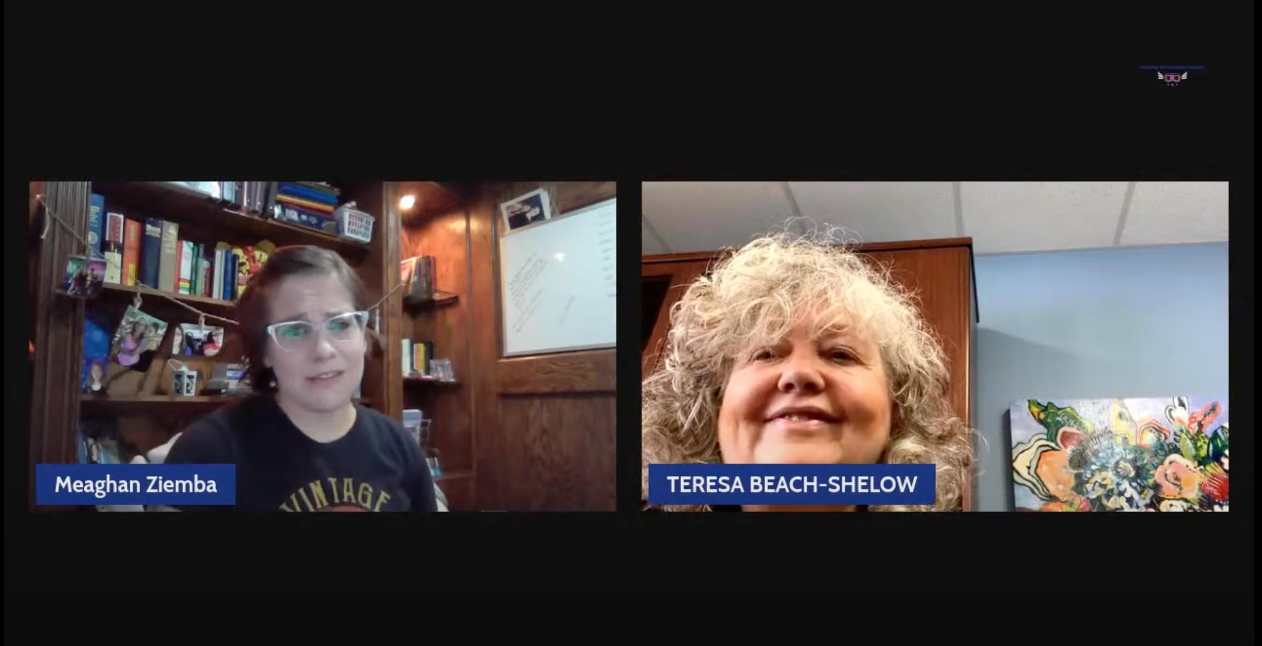Leading Through a Pandemic with Teresa Beach-Shelow (E005)