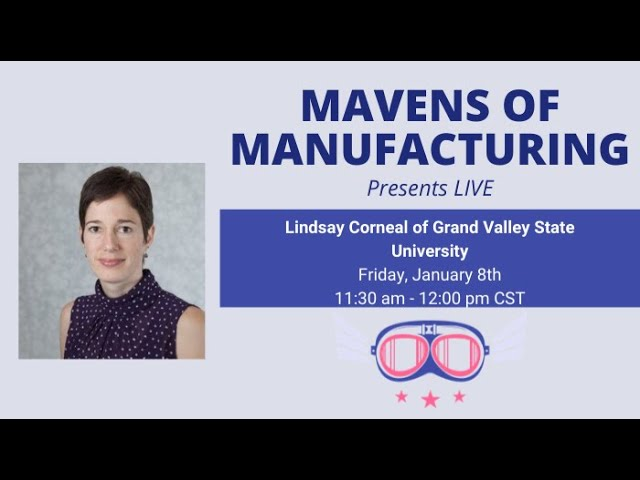 The Society of Women Engineers with Lindsay Corneal (E004)