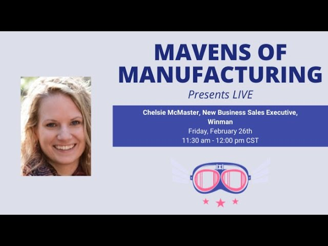 All-in-One ERP Solutions with Chelsie McMaster (E011)